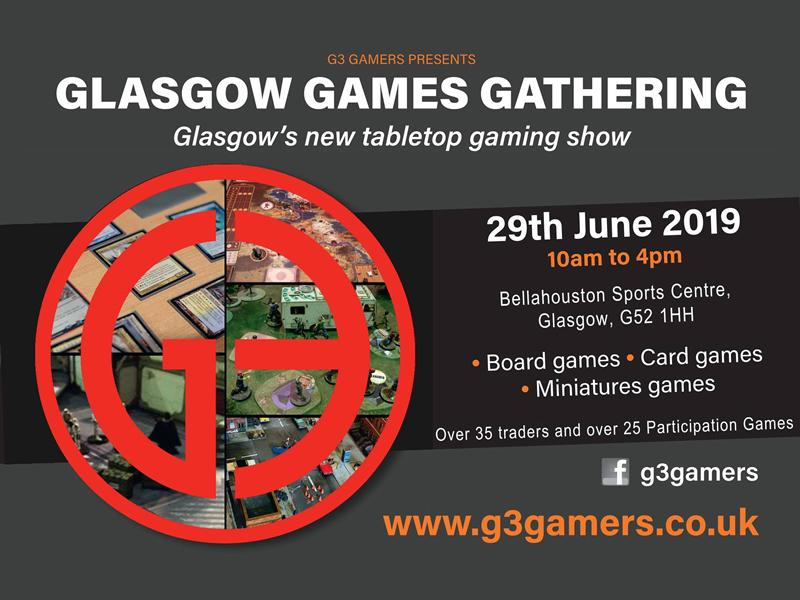 Glasgow Games Gathering