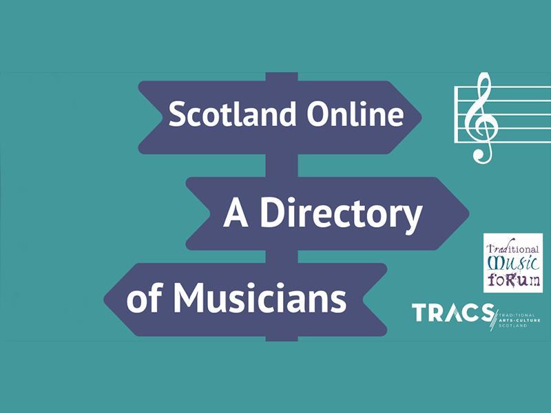 Scotland Online: A Directory of Musicians