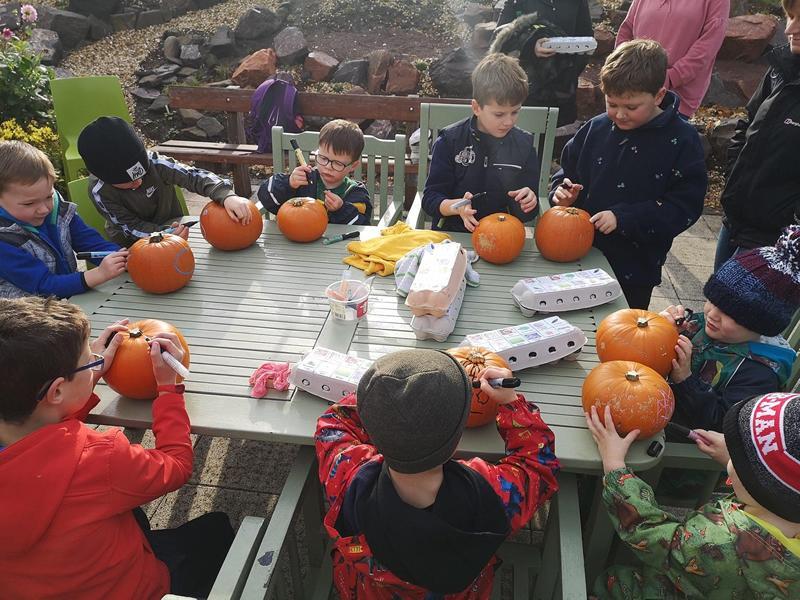 October Week Family Gardening & Nature Club