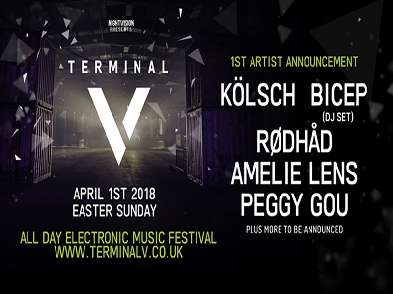 Terminal V Announce Brand New Party