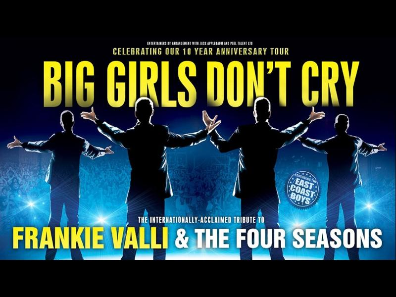 Big Girls Don't Cry - CANCELLED