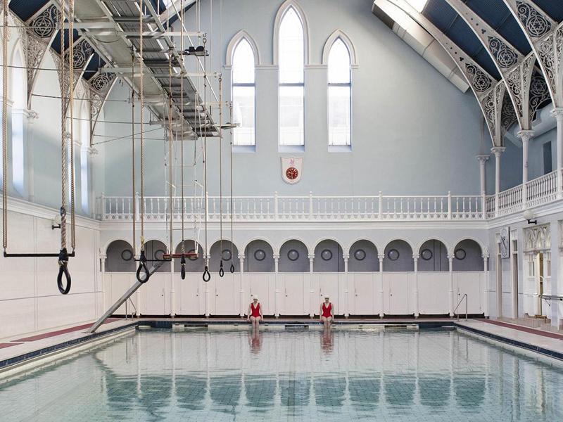 The Western Baths Club