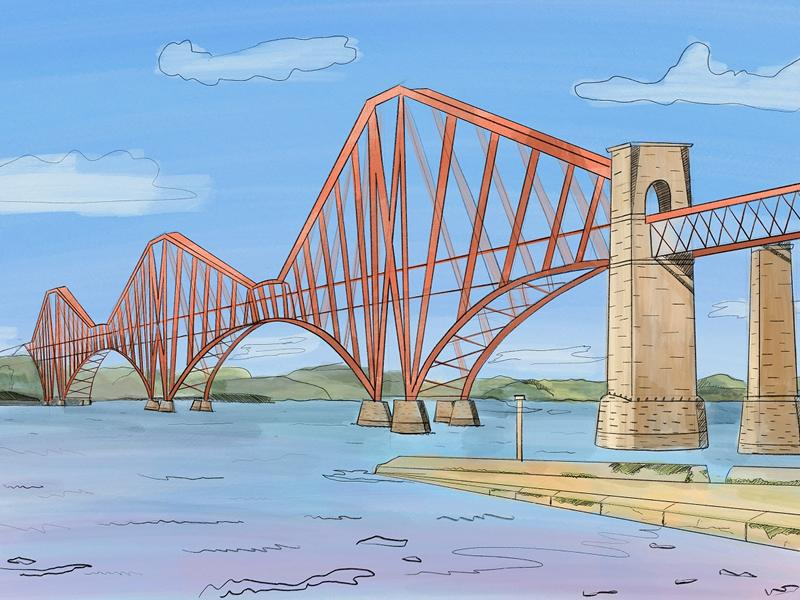 VisitScotland launches new Sketching Scotland series
