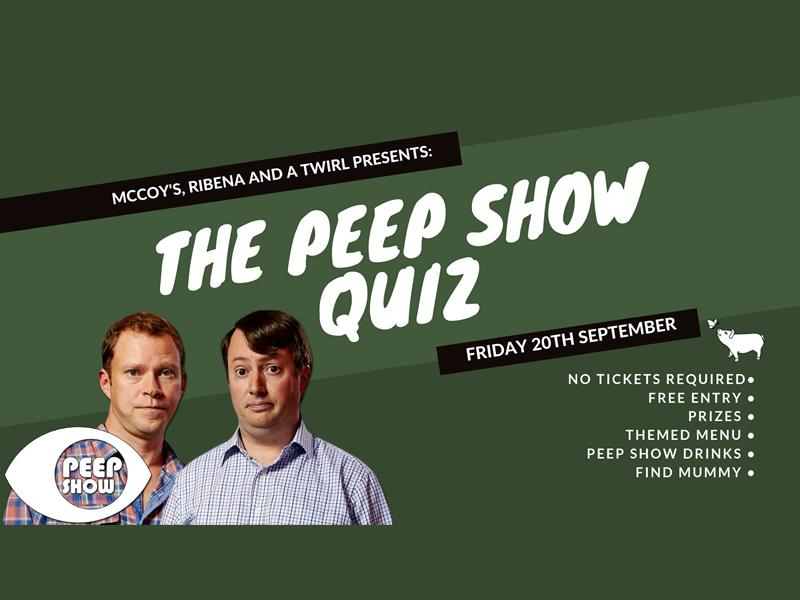 The Peep Show Quiz