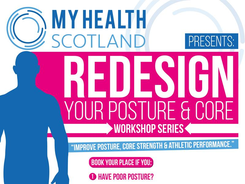 Redesign Your Posture & Core Workshop