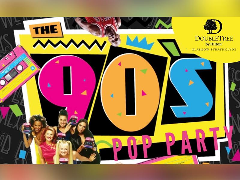 90s Pop Party Tribute Night