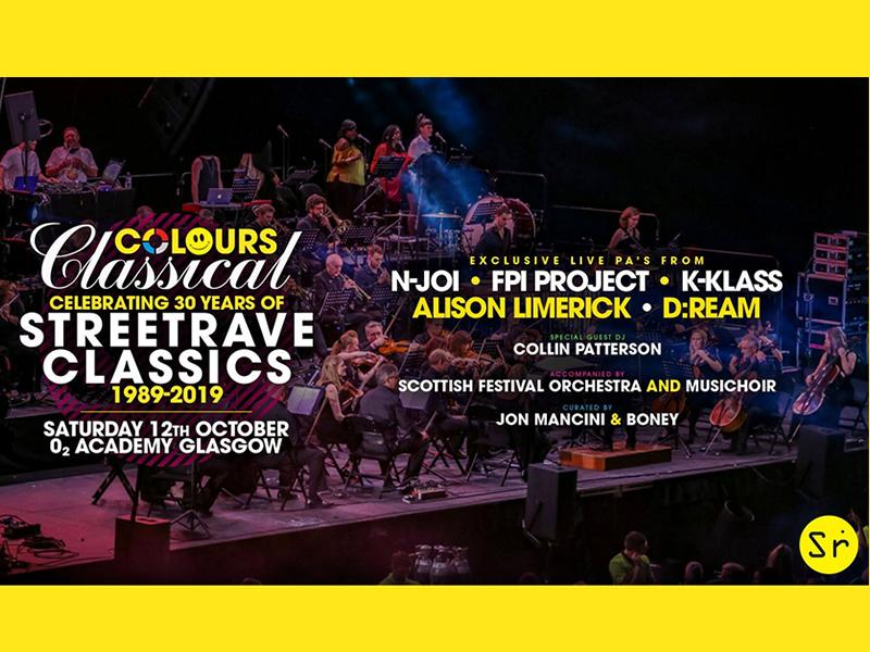 Colours Classical - Celebrating 30 years of STREETrave Classics