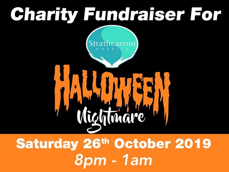 Haunting Halloween for Strathcarron Hospice