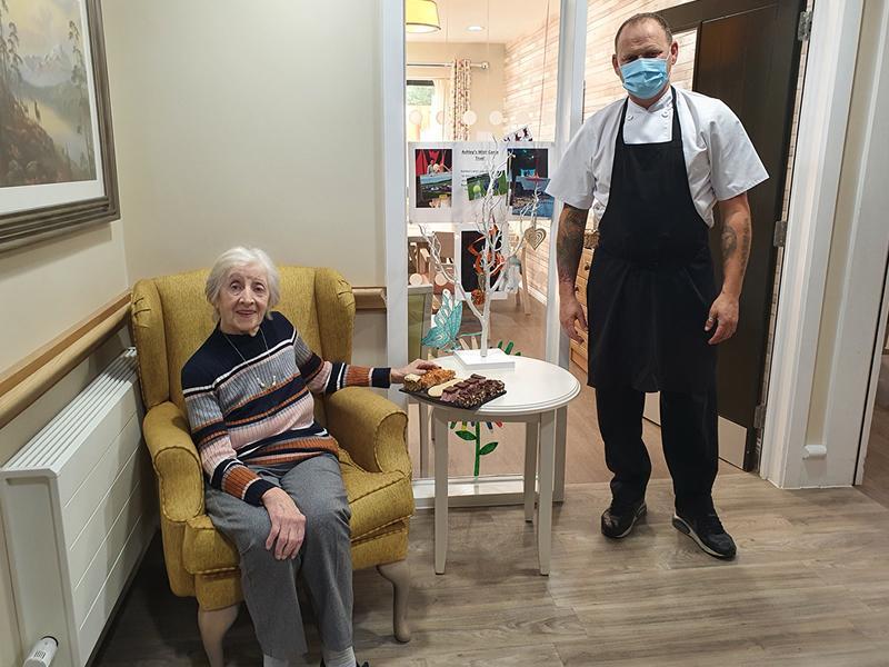 Edinburgh care home shortlisted for top national award