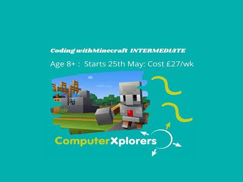 Coding with Minecraft Intermediate