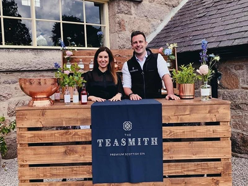 Free in-store tasting of Teasmith Gin