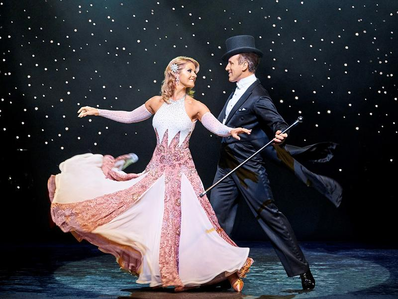 Anton and Erin: Dance Those Magical Musicals