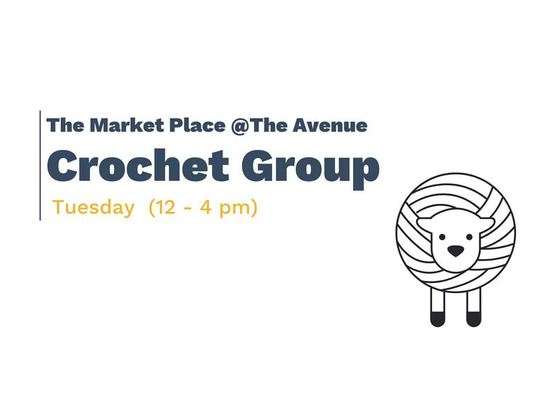 The Market Place Newton Mearns: Crochet Group