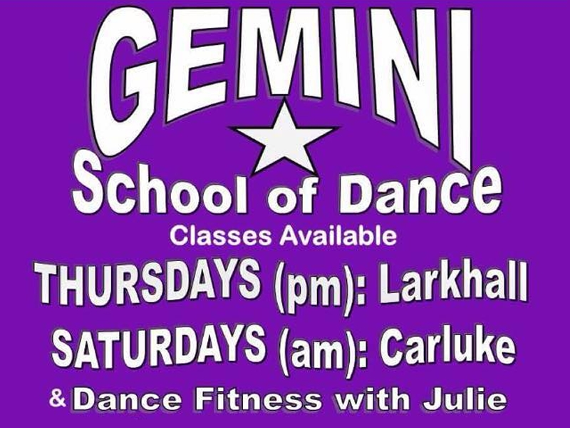 Gemini School Of Dance & Dance Fitness With Julie