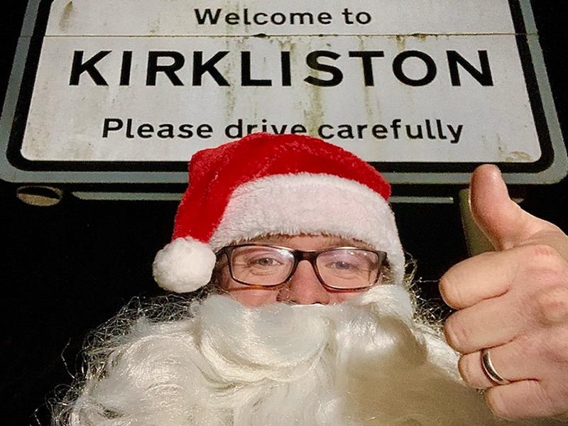 Christmas is NOT Cancelled in Kirkliston