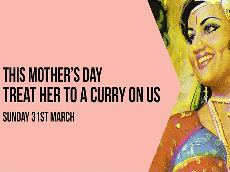 Mother's Day - Mum's Eat For Free