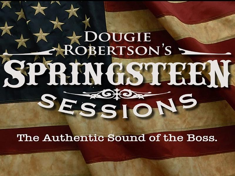 Dougie Robertson's Springsteen Sessions - POSTPONED