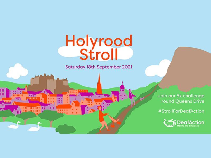 Holyrood Stroll