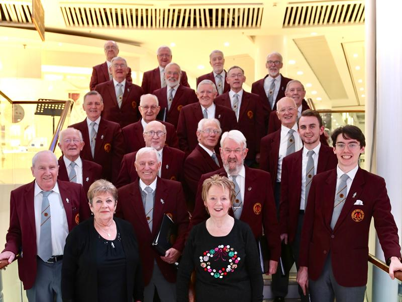 Clydebank Male Voice Choir D.O.