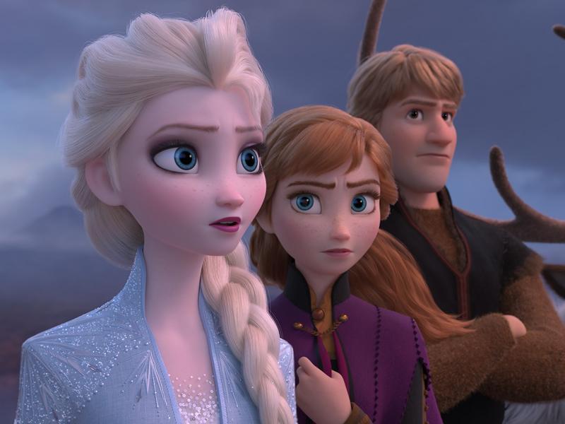 Frozen 2 finally arrives at Vue Edinburgh Omni and Vue Edinburgh Ocean