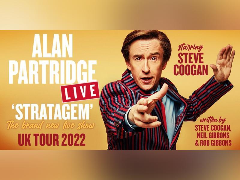 Alan Partridge Live