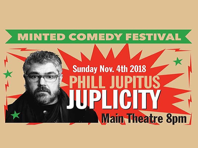 Minted Comedy Festival