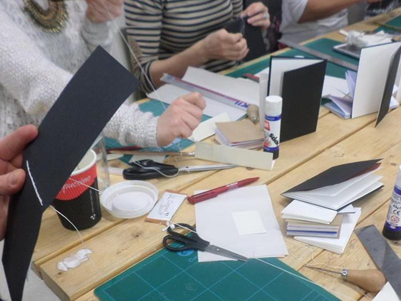 The Art of Bookbinding