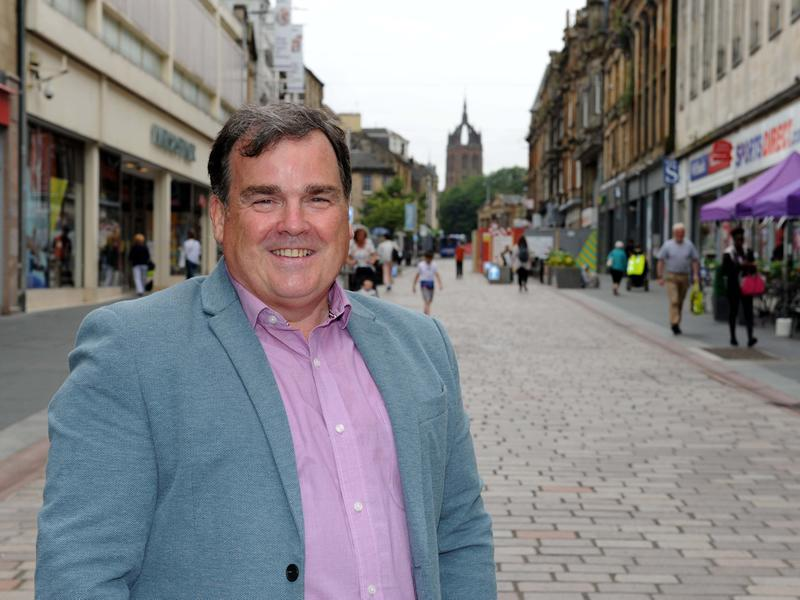Free parking in Paisley town centre pilot set to get underway