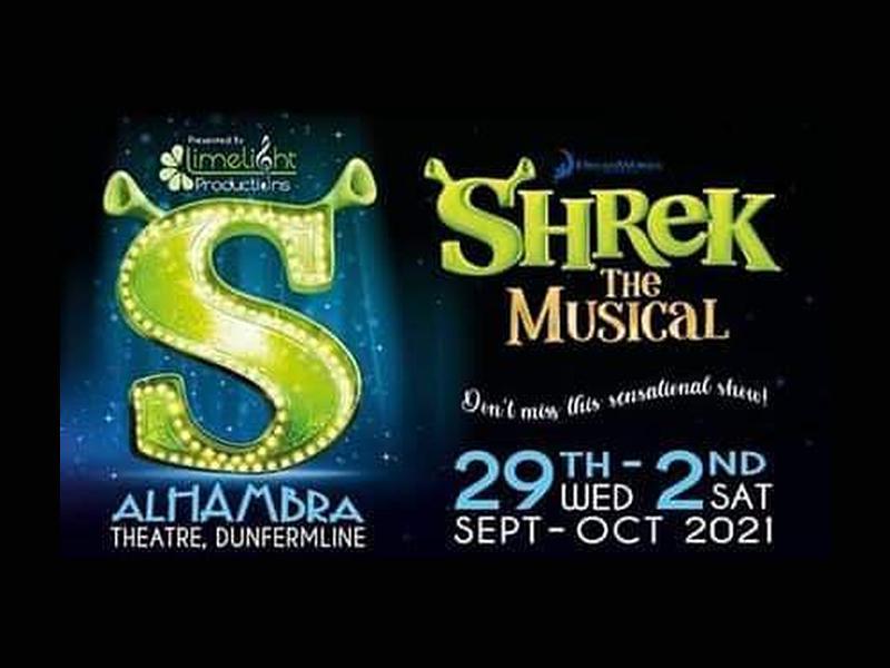 Limelight Productions - Shrek the Musical