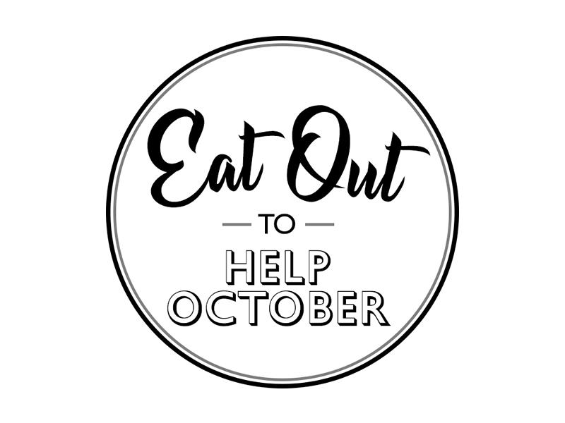 Eat Out to help October