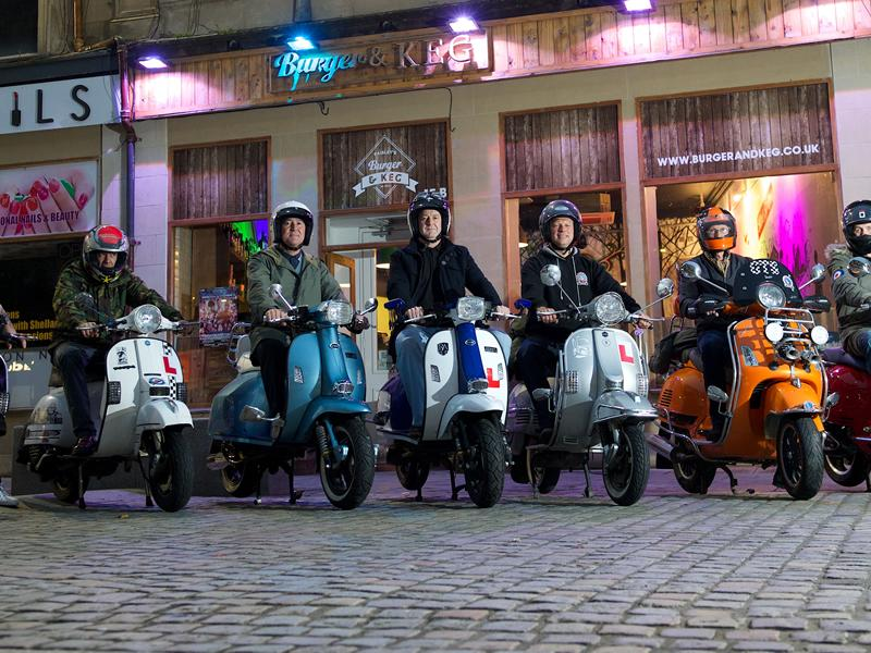Paisley to host scooter spectacular when ModStuff rides out again