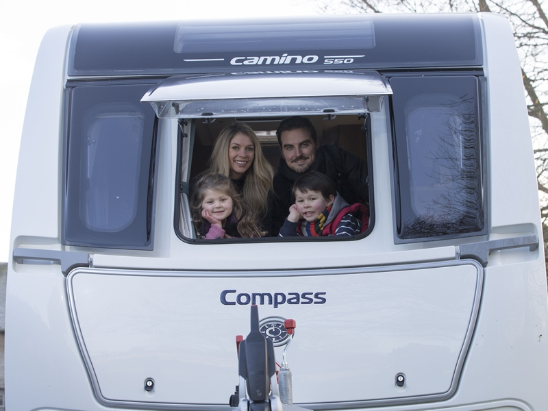 Scottish Caravan Show is back in town this weekend!