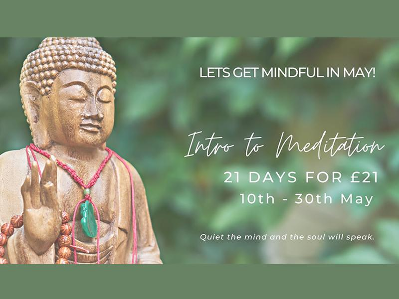 21 Day Introduction to Meditation