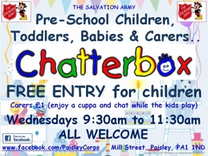 Chatterbox Playgroup