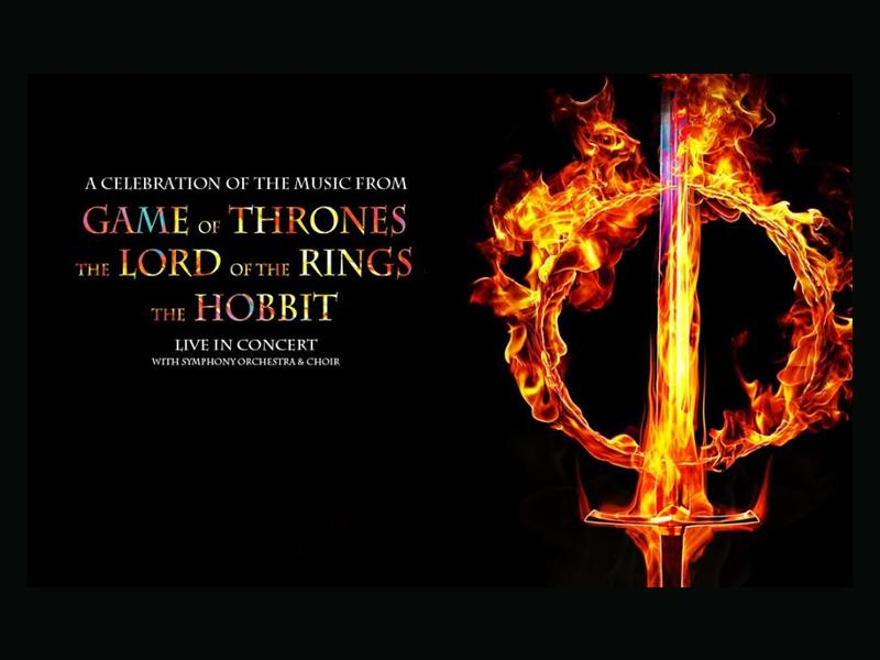 A Celebration of Music from Game of Thrones, Lord of the Rings & The Hobbit