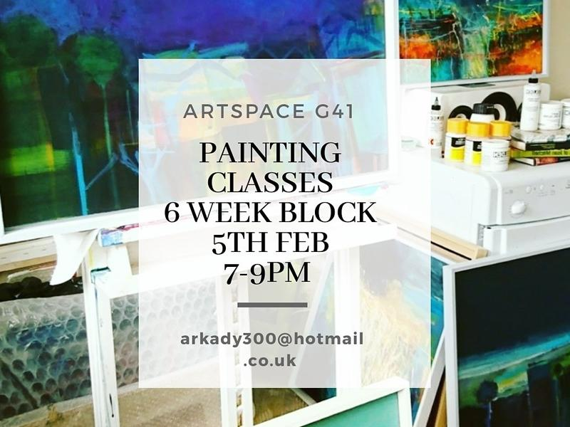 Painting Classes For All Levels