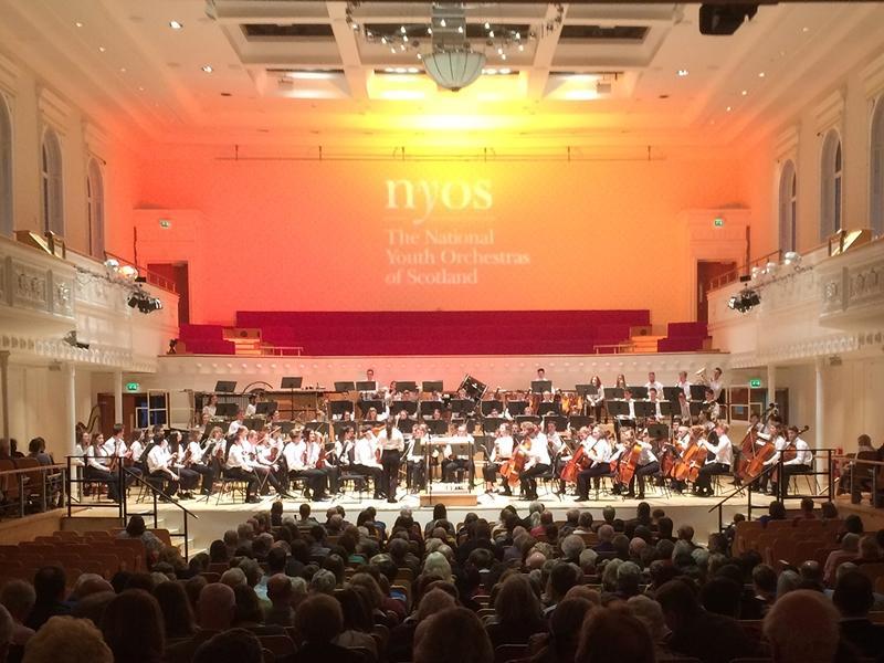 NYOS Senior Orchestra Spring Concert - CANCELLED