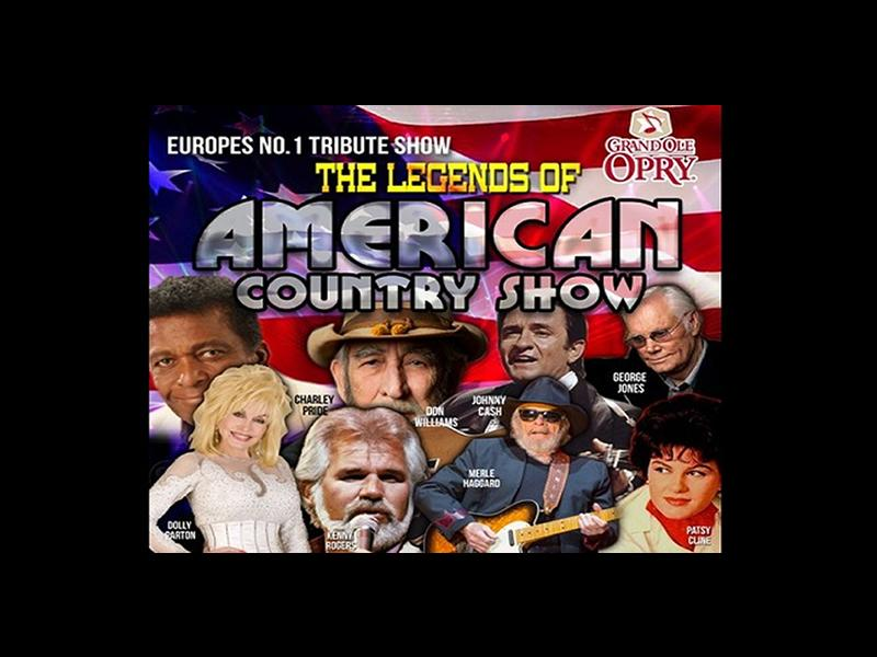The Legends of American Country Show 2019
