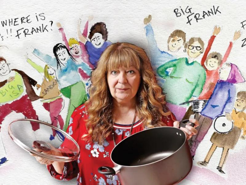 Janey Godley's Soup Pot Tour