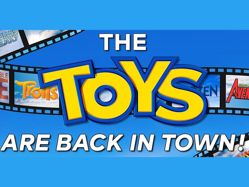 The Toys are Back in Town