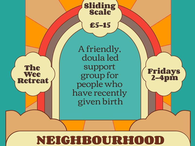 Neighbourhood Postpartum Support Group