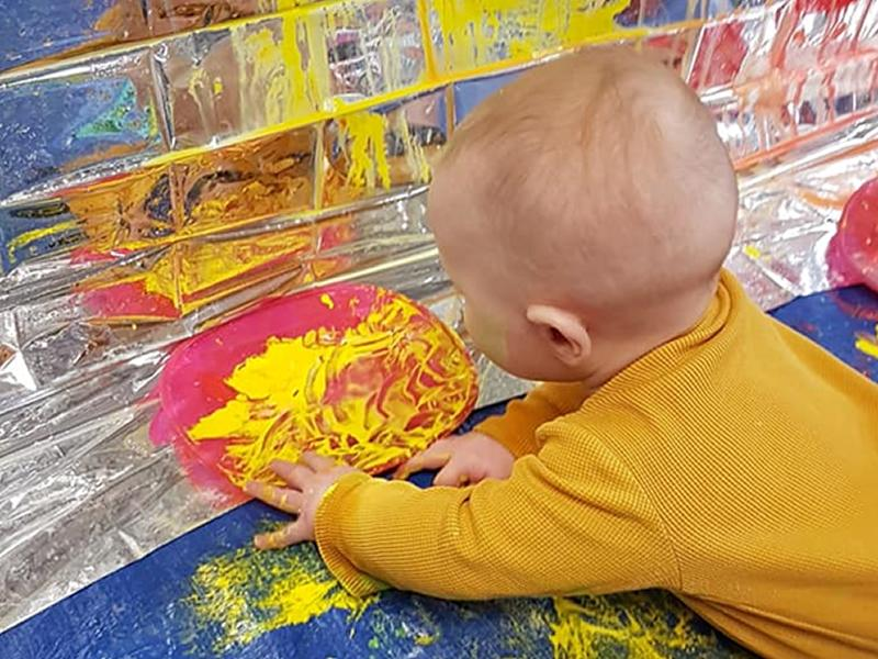 Splat Messy Play Edinburgh