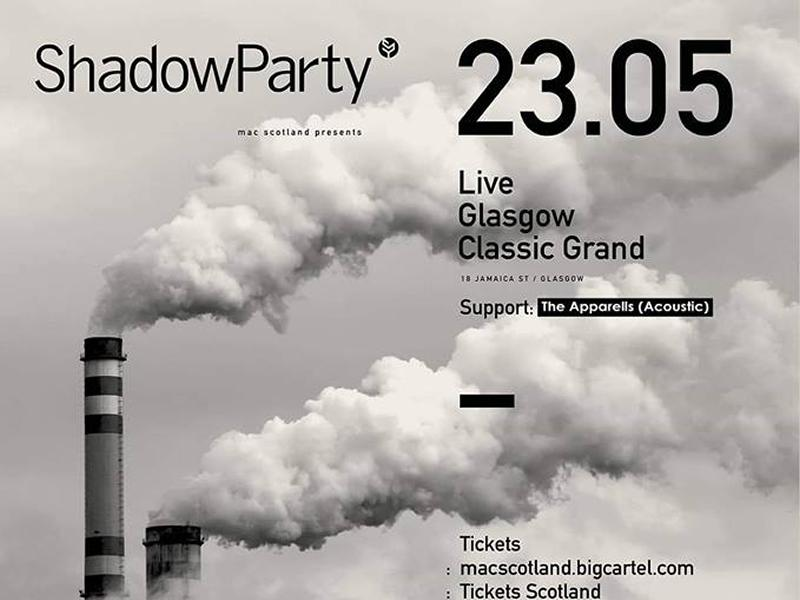 ShadowParty plus The Apparells