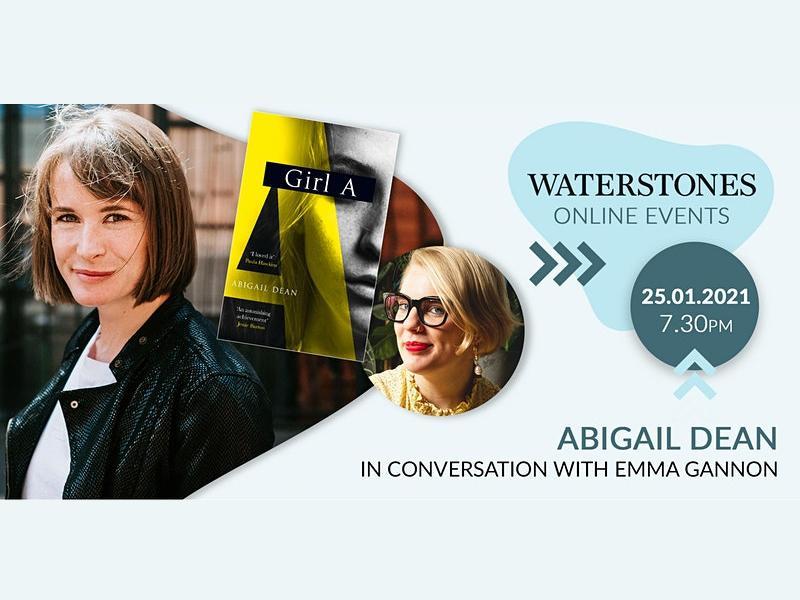 Abigail Dean In Conversation With Emma Gannon
