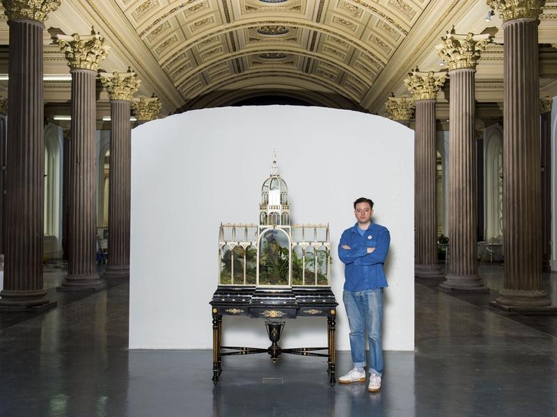 GoMA Glasgow open Aaron Angell exhibition