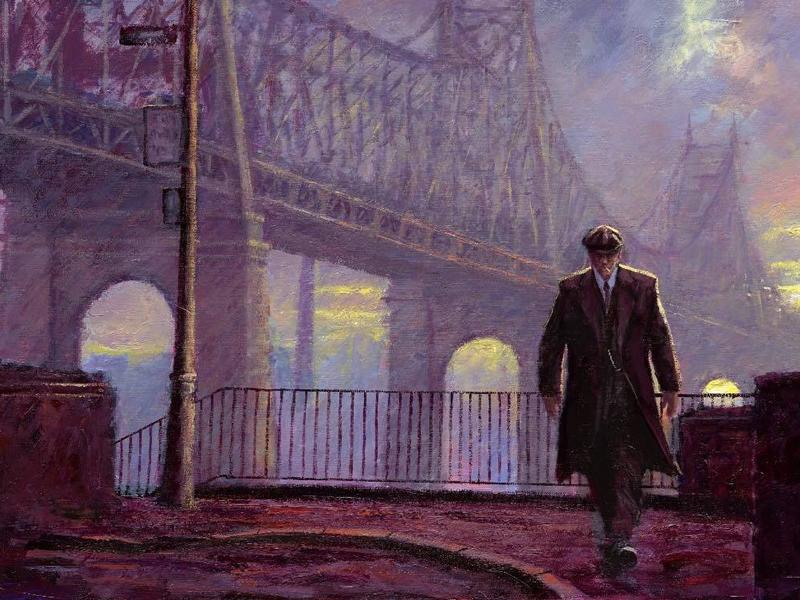 Exhibition of Alexander Millar Paintings