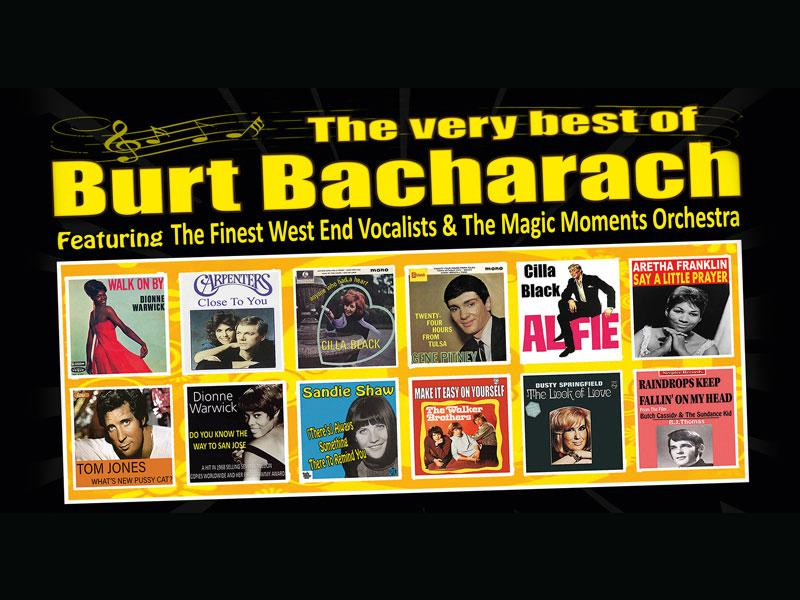 Back to Bacharach - POSTPONED
