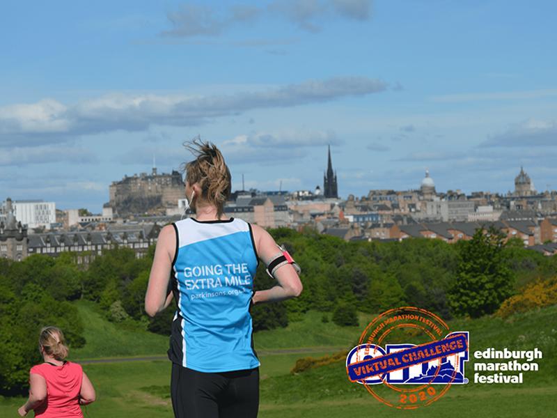Edinburgh Marathon Festival Virtual Challenge