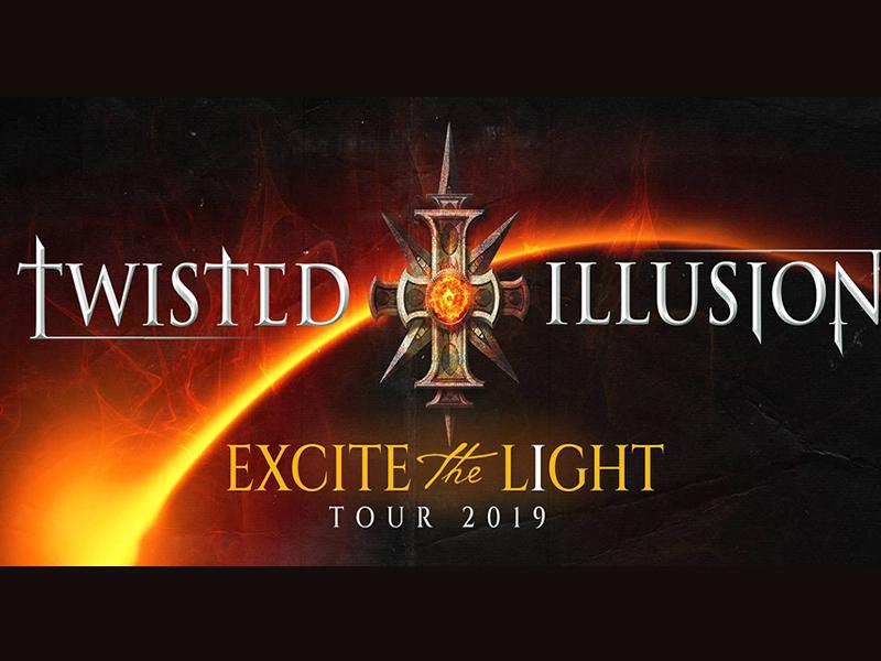 Twisted Illusion Live at Opium