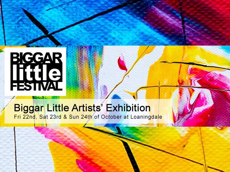 Biggar Little Artists' Exhibition